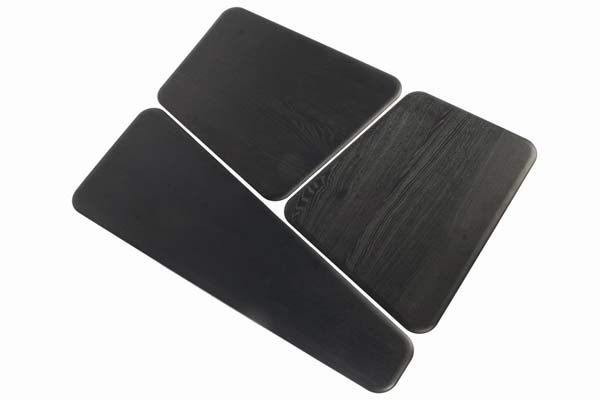 Столы Slab: Triangle и Square.