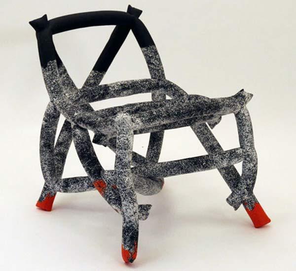 Новая технология производства мебели из полистирола NSEPS.