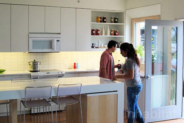 Потребительский тендер доступных домов в США.