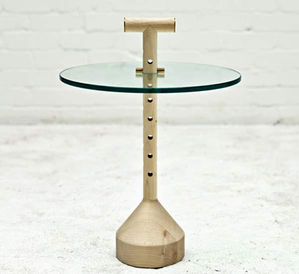 Стол Spade Side Table.