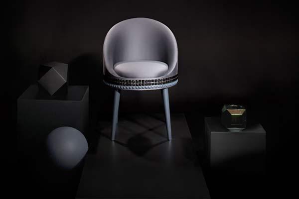 Стул Salon Dining Chair.