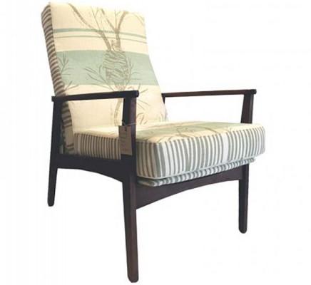 Кресло banksia taupe.