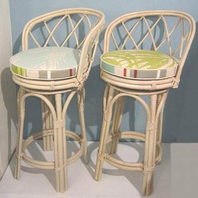 Барные стулья canopy cane.