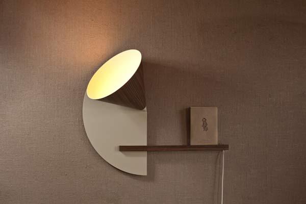 Настенные светильники в стиле Cirkel.