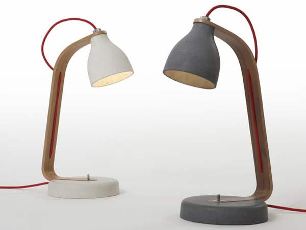 Светильники Heavy desk light.