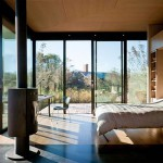 Современный дачный домик Transforming Micro Cabin.