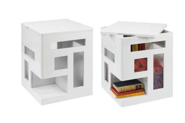 Полезная компактная мебель от Umbra.