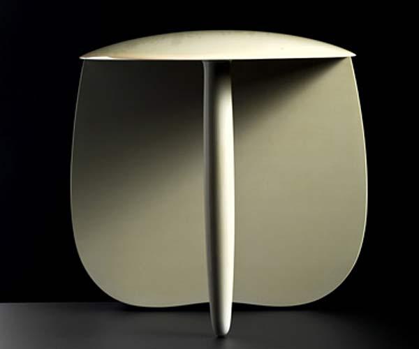 Стулья-грибы дизайнера Aldo Bakker.