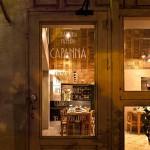 Антикризисный интерьер пиццерии Capanna.