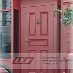 Стальные входные двери от компании «Технопрофиль».