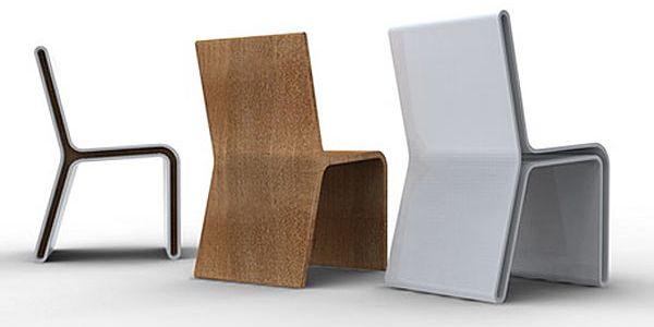 Два стула в одном: Silla Guarda