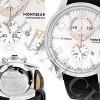 Швейцарские часы на столе руководителя фирмы