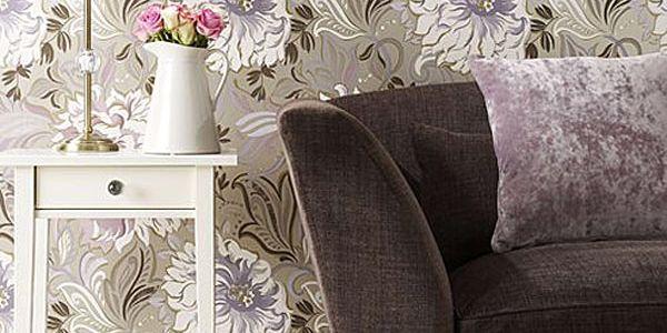 Цветы в решении дизайна гостиной (Часть 2)