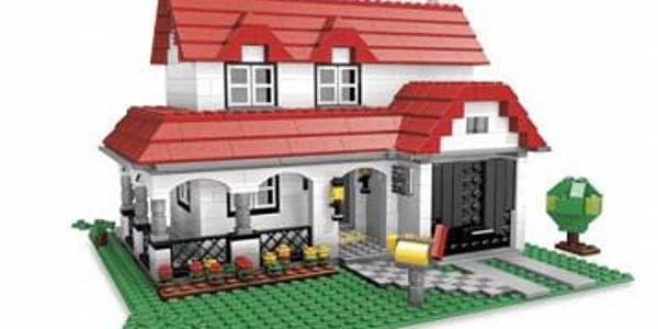 Учимся дизайну с конструктором «Лего Дом»