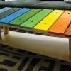 Полезное в приятном: музыкальный столик в детской