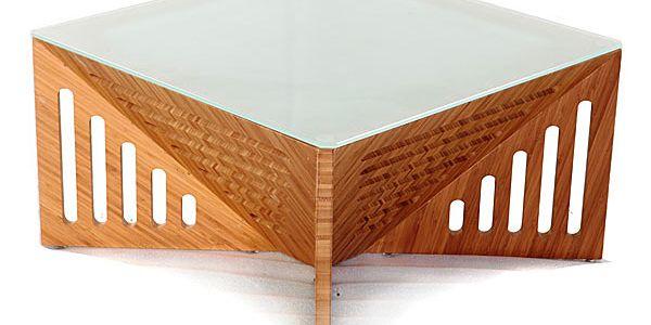 Новая бамбуковая мебель от Fashion4Home