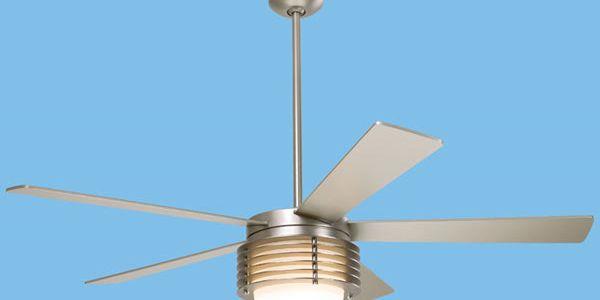 Два в одном — светильники Modern Fan