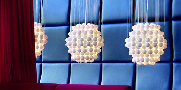 Простота и оригинальность — светильники Verpan