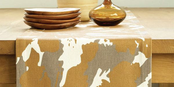 Весенние салфетки для столовой от Amenity