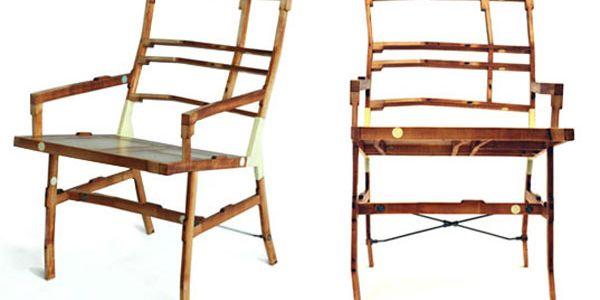 Дизайнеры мебели добрались до музыкальных инструментов