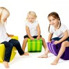 Детская мебель и игра одновременно от bObles