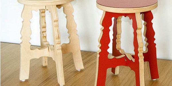 Стильные стулья фабрики Context Furniture