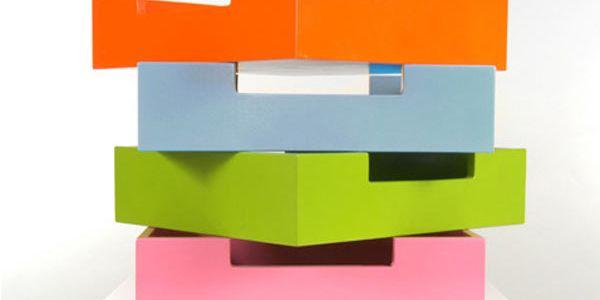 Веселая детская мебель Parker