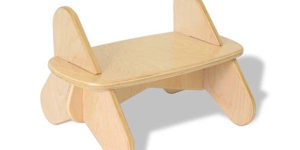 Простая деревянная мебель Ecotots