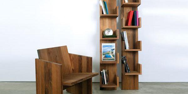 Простая мебель из водонапорной башни Deger Cengiz