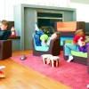 Детские кресла Monte