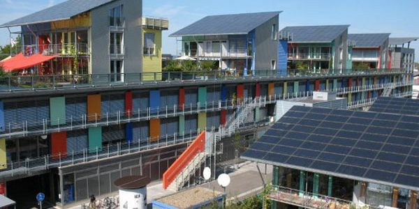 «Солнечный город» во Фрайбурге