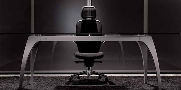 Единый стиль офисных столов Luna-2