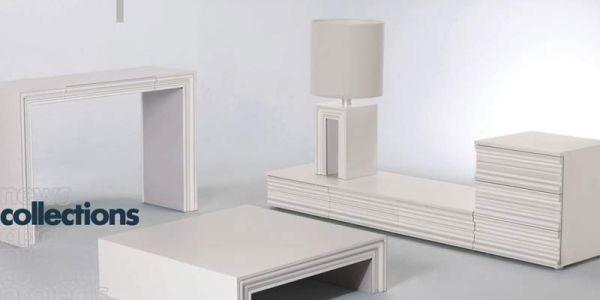 Architrave — мебель, вдохновленная карнизами и молдингами