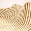Садовая скамейка Linger из ротанга — от Alvin Tjitrowirjo