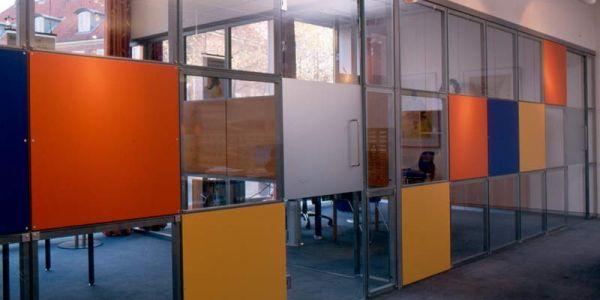 Датская мебель для индустриального офиса — Kuber Onecollection