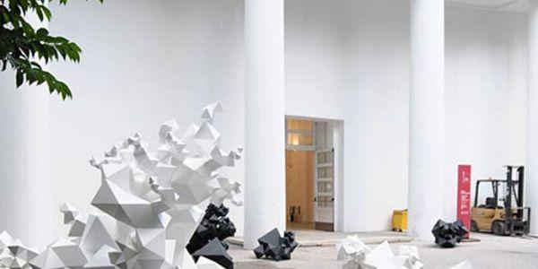 Универсальный примитивизм мебели Modern Primitives