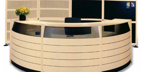 Офис, ориентированный на клиента — reception Onecollection