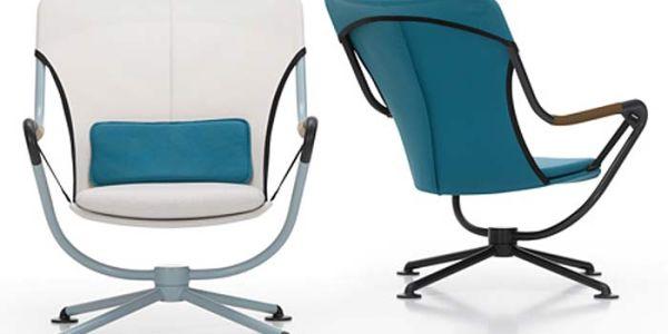 По воле ветра — кресло Waver