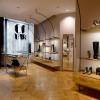 Единство дизайна интерьера и мебели в бутике Karine Arabian