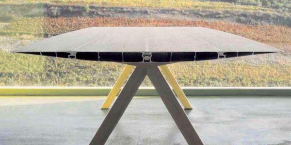 Очарование простых построений — стол Table B