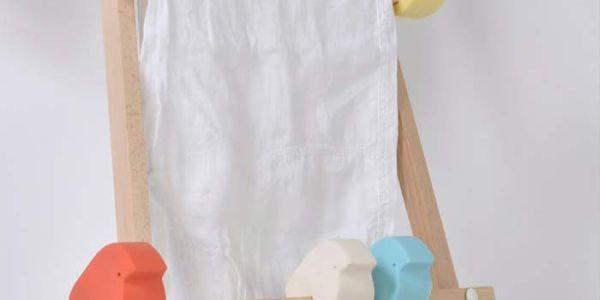 Милая комнатная сушилка Bird-A Clothes Frame