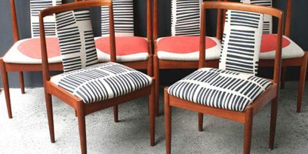 Вторая жизнь стульев в clothfabric