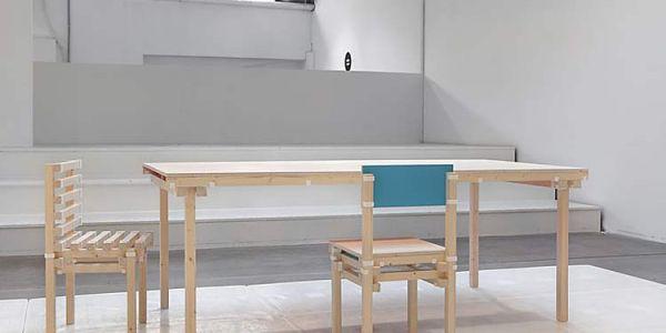 Мебель для любителей экономии Inside Out