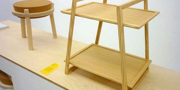 Дизайнеры фабрики See-saw на DESIGNTIDE 2011 в Токио