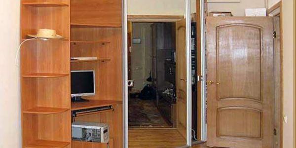 Как удалить плесень с деревянной мебели