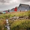 Социальный проект бюджетного коттеджного поселка Grödians в Шотландии
