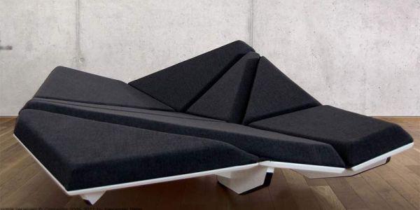 Cay Sofa — новая эргономика диванов