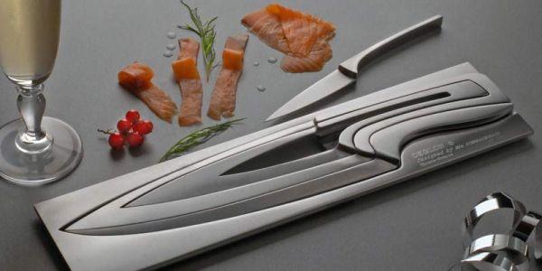 Кухонные ножи-матрешки Deglon Meeting Knife Set