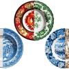 Восток и Запад в наборе посуды Hybrid Collection