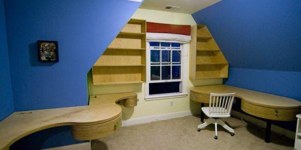 Расширение игрового пространства детской комнаты
